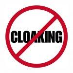 Что такое клоакинг в арбитраже