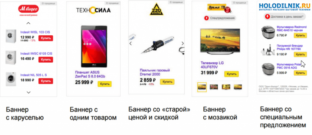 Как создать и настроить смарт-баннер в Яндекс.Директ